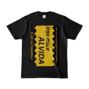 Tシャツ   ブラック   Alvida_COFFEE☆Sweet