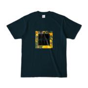 Tシャツ   ネイビー   MELHOR☆Flower_Square