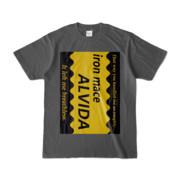 Tシャツ | チャコール | Alvida_COFFEE☆Sweet