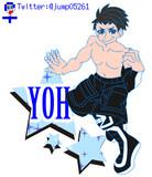 2021.6/7 大阪城ホール大会 YOH 選手