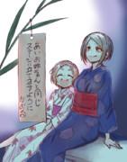 七夕(東郷あい/龍崎薫)