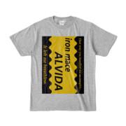 Tシャツ | 杢グレー | Alvida_COFFEE☆Sweet