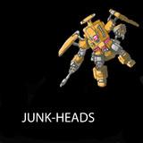 JUNK-HEADS