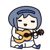 【GIF】演奏するすずきつづみ