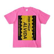 Tシャツ   ピンク   Alvida_COFFEE☆Sweet