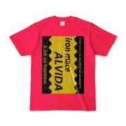 Tシャツ   ホットピンク   Alvida_COFFEE☆Sweet