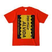 Tシャツ   レッド   Alvida_COFFEE☆Sweet
