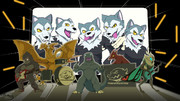 TITAN & MAN WITH A MISSION
