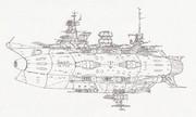 宇宙戦艦ガングート
