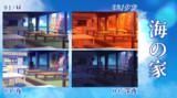 背景素材10 海の家