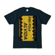 Tシャツ   ネイビー   Alvida_COFFEE☆Sweet
