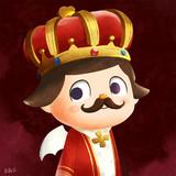 【あつまれ どうぶつの森】おまる王