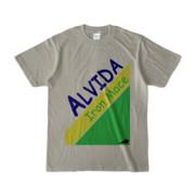 Tシャツ   シルバーグレー   Alvida_Soda☆Melon