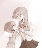 『ほっこりお姉さん と ツンデレ弟』ラクガキ8