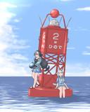 海の休憩所