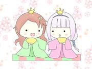 才川&カンナちゃん雛人形