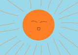 世を照らす太陽