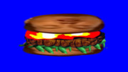 ハンバーガー先輩
