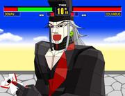 忘れもしませぬ、あれは拙僧が黎明期の3D格闘ゲームに出演していた頃…