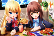 【かにフレ!】一緒に食べましょう…♡