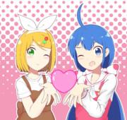 ウナちゃんとリンちゃん2