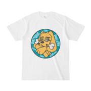 Tシャツ | ホワイト | DIRTY♀ワンちゃん