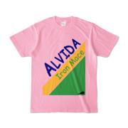 Tシャツ   ピーチ   Alvida_Soda☆Melon