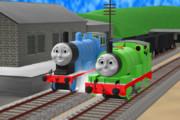 パーシーとエドワード