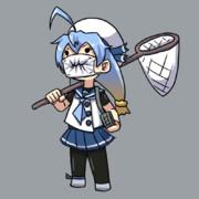 【うごくよ!】マスクを食べる佐渡様【うごくよ!】