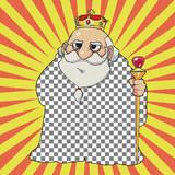デジ絵描きには服が見えない王様