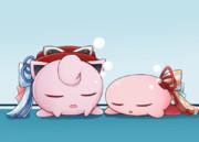 ピンクボール姉妹