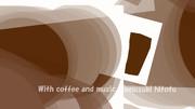 「珈琲と音楽と 03」※おむ09350
