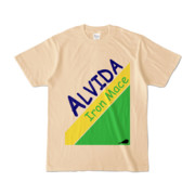 Tシャツ | ナチュラル | Alvida_Soda☆Melon