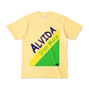 Tシャツ   ライトイエロー   Alvida_Soda☆Melon