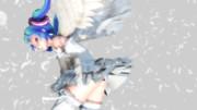 【MikuMikuDance】天使ミク【Tda式改変ミク】