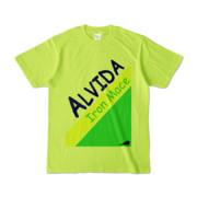Tシャツ | ライトグリーン | Alvida_Soda☆Melon