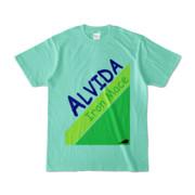 Tシャツ   アイスグリーン   Alvida_Soda☆Melon