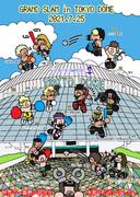 ゆるまる新日本プロレス 2021.7/25 東京ドーム 大会
