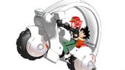 ひっそり配布。ドラゴンボール BulmaのカプセルスクーターNO.9