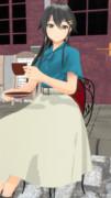 榛名さんとCOFFEE TIME