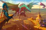 竜の交易所 Dragon Trading Post
