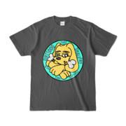 Tシャツ | チャコール | DIRTY♀ワンちゃん