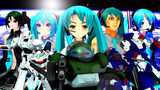 【MMDロボアニフェス2021】5人の守護者
