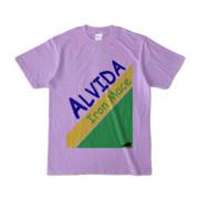 Tシャツ   ライトパープル   Alvida_Soda☆Melon