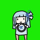 【GIF】ハンドルを回転させる琴葉葵