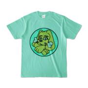 Tシャツ | アイスグリーン | DIRTY♀ワンちゃん