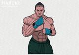 おじさん格闘家