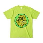 Tシャツ | ライトグリーン | DIRTY♀ワンちゃん