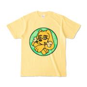 Tシャツ | ライトイエロー | DIRTY♀ワンちゃん