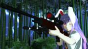 狙う狙撃手